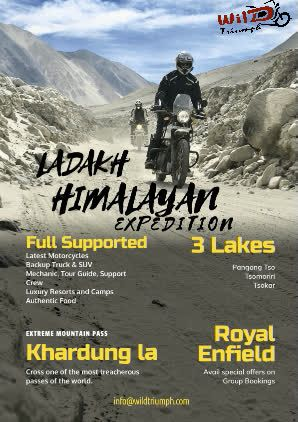 A Guided Motorcycle Tour Of Himalayas In 2020 Spiti Valley Premium Hotel Hotel Services