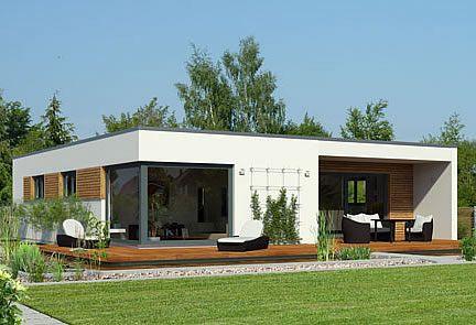 Fertigteilhaus bungalow holz  Fertighaus / Fertighäuser | HomeSweetHome Inspiration | Pinterest ...