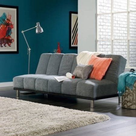 Sofa Bed Couches Sleeper Sofas Gray Fabric Supreme Relaxation And