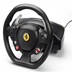 Thrustmaster Ferrari 458 Italia Gaming Racing Wheel For Xbox 360 Ferrari458italia Thrustmaster Ferrari 458 Italia Ferrari 458 Ferrari 458 Italia Racing Wheel