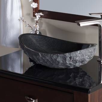 Specialty Stone Vessel Bathroom Sink Stone Sink Stone Vessel Sinks Bathroom Sink