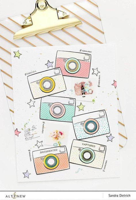 Snapshots Stamp & Die Bundle