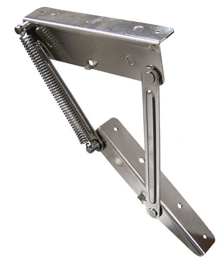 Under Cabinet Pull Down Rack Hinge Unico Components Apartment