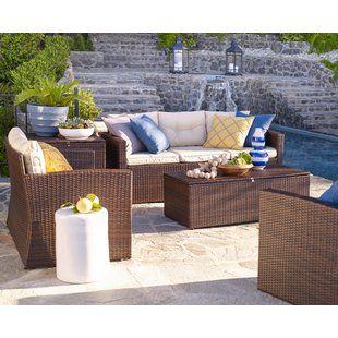 Wayfair Com Online Home Store For Furniture Decor Outdoors More Outdoor Sofa Sets Conversation Set Patio Wrought Iron Patio Furniture