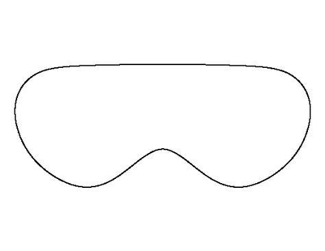 photo regarding Printable Eyes Template named Printable Eye Mask