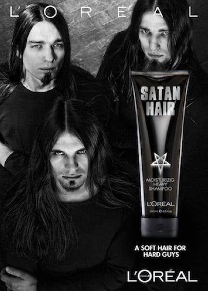 Reason S To Date A Guy With Long Hair In 2020 Metal Meme Extreme Metal Black Metal Art