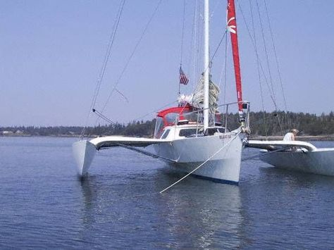 2000 Hammerhead 34 trimaran Sail Boat For Sale - www yachtworld com