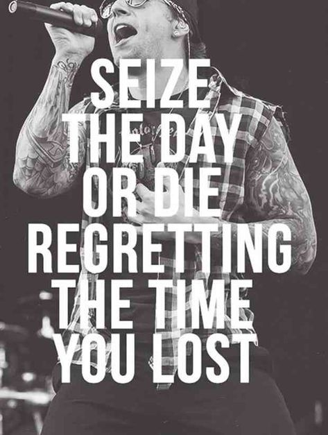 25 Inspirational Quotes About Seizing The Day (Because You Only Have One Life To Live)