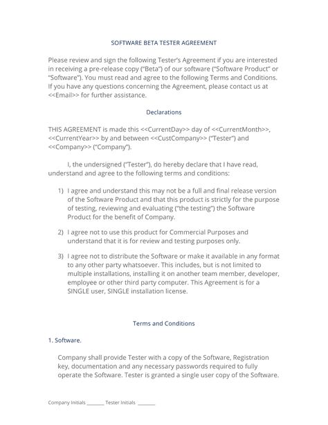 27 Best Software Contracts Images On Pinterest Facebook Template