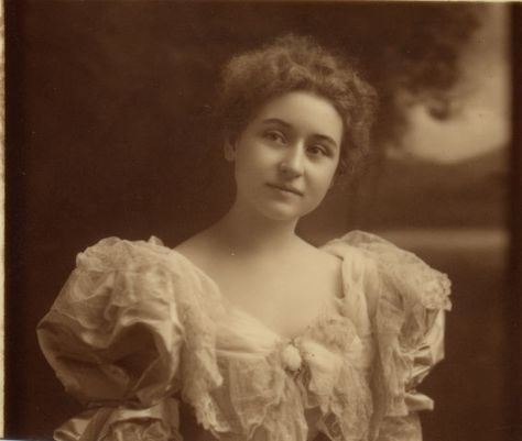 Jessie Lincoln, second daughter of Robert Todd Lincoln,  granddaughter of Abraham Lincoln.