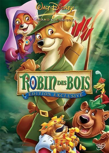 Robin Des Bois Dessin Anime : robin, dessin, anime, Robin, Dessin, Anime, Streaming, Disney,, Hood,, Disney, Films