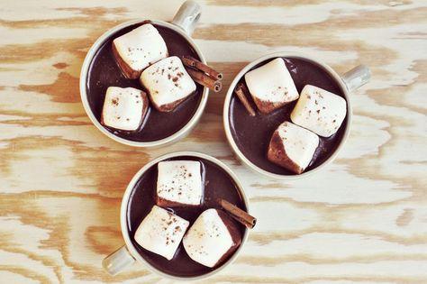 Mmmm... Aztec Hot Chocolate!