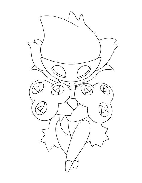 coloring pages bunnleby ferrisquinlanjamal