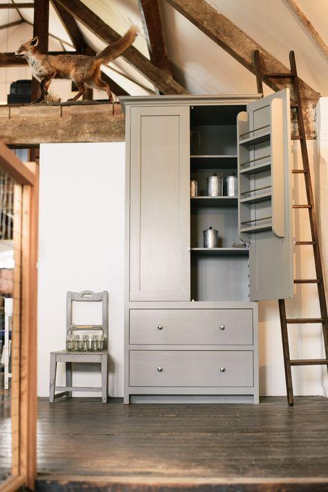 Küchengestaltung in Dunkelgrün Tablewares and Kitchens - küchenmöbel gebraucht kaufen