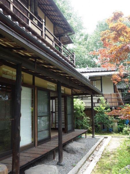 こんなに素晴らしいお庭のある京都の日本家屋を この値段で借りてもいいんですか 物件ファン 日本家屋 伝統的な日本家屋 建築様式
