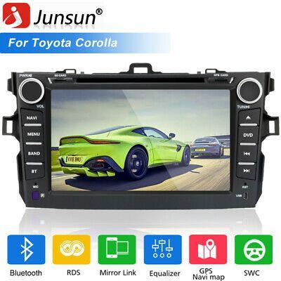 Advertisement Ebay Junsun 8 Car Stereo Radio For Toyota Corolla