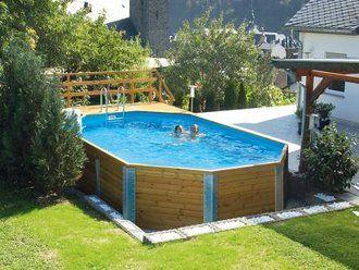 Holzpool Weka Holzbecken Pool Aus Holz Pooldoktor At Gartenpools Holzpool Pool Im Garten