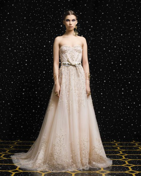 Georges Hobeika at Paris Fashion Week Fall 2018 - Wedding Worthy Runway Dresses For Fall 2018 - Photos