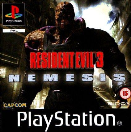 Resident Evil 3 - Nemesis apk psx epsxe game Download,Resident Evil
