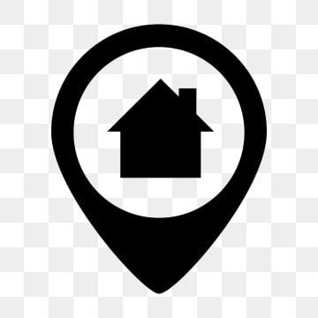 House Location Icon Location Icons House Icons Logo Png And Vector With Transparent Background For Free Download In 2020 Location Icon Background Banner Business Icon