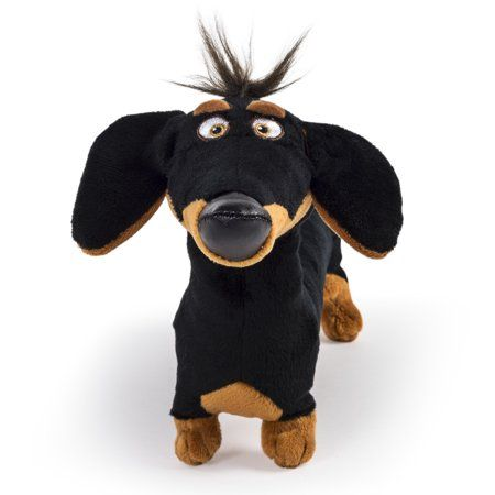 Toys Pets Secret Life Of Pets Plush