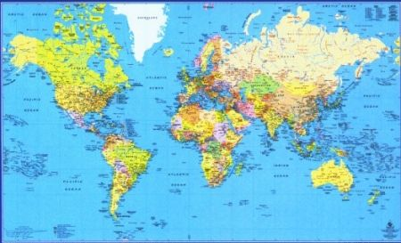 Cartina Mondo Hawaii.Printable World Maps World Maps Map Pictures Color World Map World Map Coloring Page Blank World Map