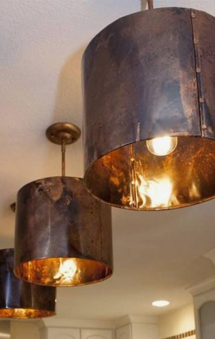 Pin On Rustic Diy Lighting