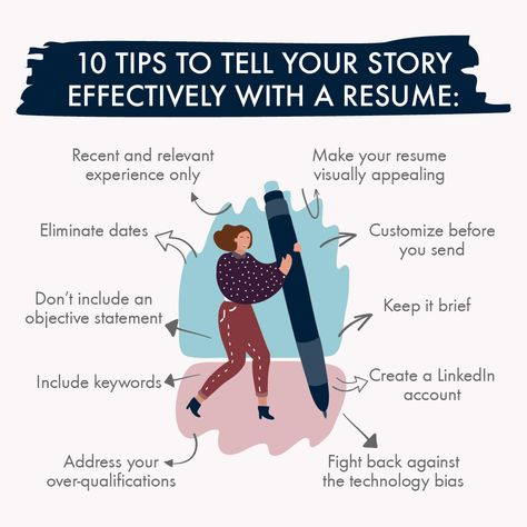Resume Writing Tips for the 50+ Job Seekers