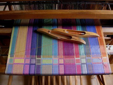 Doubleweave Silk Shawl(s)