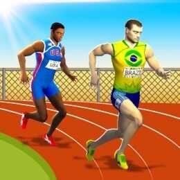 لعبة أبطال الجري Sprinter Heroes Hero Games Sprinter News Games