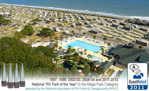 Family Camping Resort Myrtle Beach