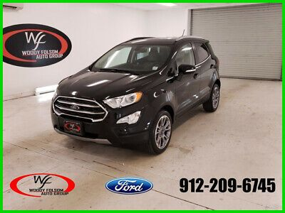 Details About 2019 Ford Ecosport Titanium Ford Ecosport Ford