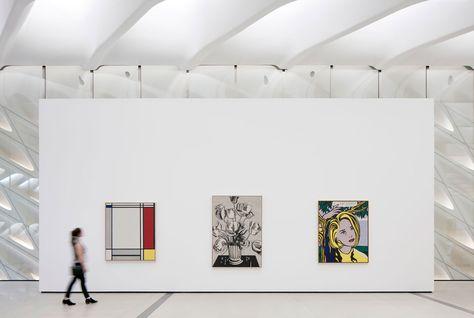 El Broad es el nuevo museo de arte contemporáneo construido por los filántropos Eli y Edythe Broad en Grand Avenue, en el centro de Los Ángeles.