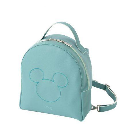 l'atteggiamento migliore 86e47 a53b3 Nuovo Zaino O Bag Ivy con Mickey Mouse Turchese collezione ...