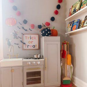 My First Chelsea All In 1 Play Kitchen Play Kitchen Pottery Barn Kids Playroom