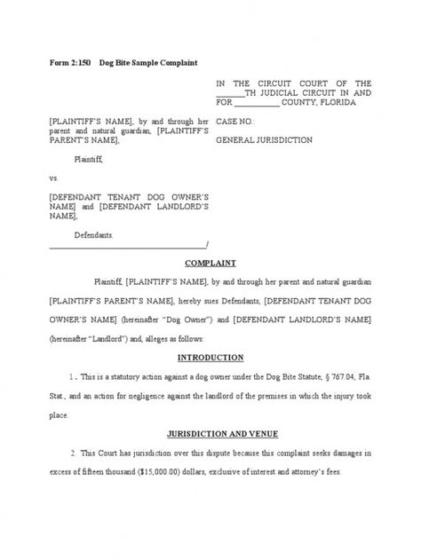 Medical Negligence Complaint Letter Template In 2020 Letter