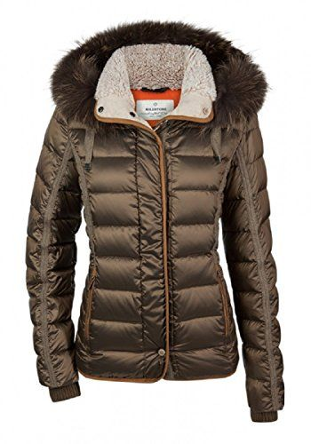 hot sale online 47f4b f970d MILESTONE Damen Daunenjacke Steppjacke Winter Jacke Tina ...