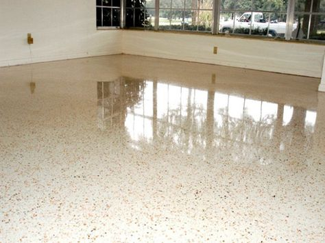 Diy Terrazzo Floor Cleaning Tips A Well Known Type Of