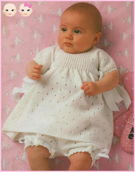 Instant PDF Download Vintage Knitting Pattern to by ickythecat