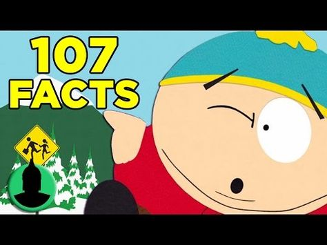 107 South Park Facts Everyone Should Know Toonedup 14 Youtube Facts Fun Facts