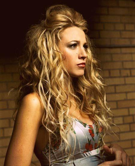 Teen Girls Hairstyles #longcurls