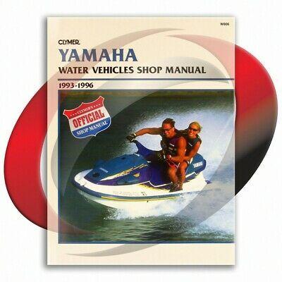 2000 Yamaha Waverunner Gp800r Service Repair Manual Download
