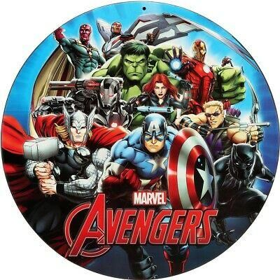 The Avengers Badge Reel Holder - White