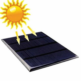 Diy Mini Solar Panel 12v 1 5w