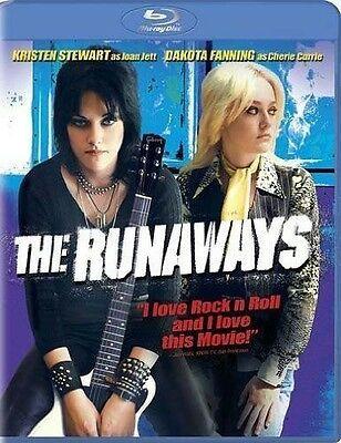 The Runaways Blu Ray Disc 2010 Brand New Free Shipping Ebay Joan Jett Blu Ray Blu