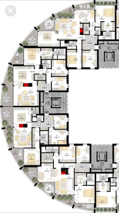 Your Architectural Floor Plan In Auto Cad