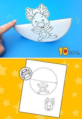 DIY Noël Activités & Déco | Cartes de noël pour enfants, Bricolage