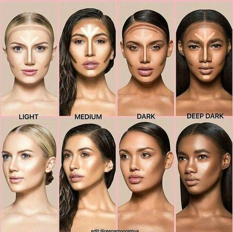 Coloring for the skin color #colors #skin color #makeup # skin care #health - #makeuphacks