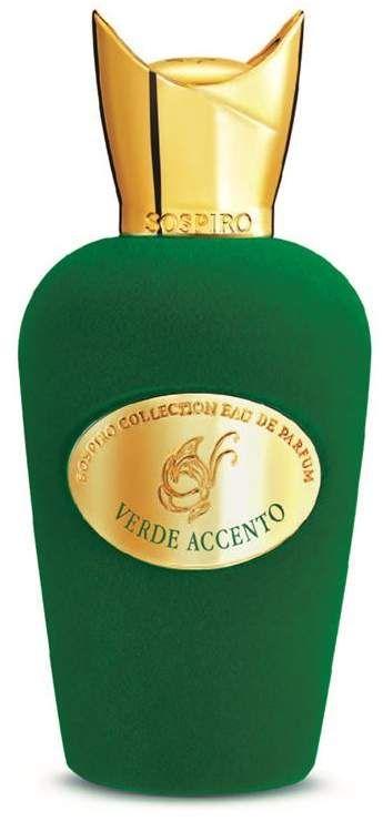 Sospiro Verde Accento Eau De Parfum Fragrância Old Perfume