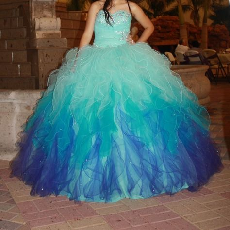 f07c6b599a Sweetheart Ball Gown Long Tulle Quinceanera Dress Prom Gown BG02 ...